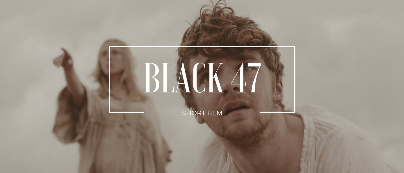 Black 47- Movie. Eimear Ennis Graham Cinematographer